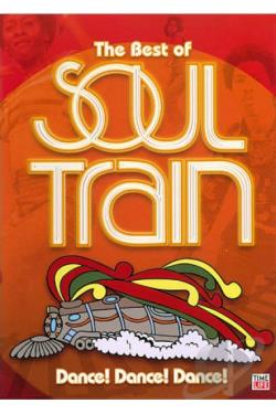 Best of Soul Train: Dance! Dance! Dance! DVD Cover Art