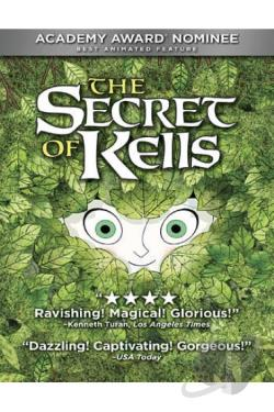 Secret of Kells DVD Cover Art