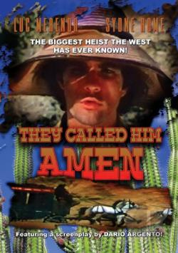 They Called Him Amen DVD Cover Art