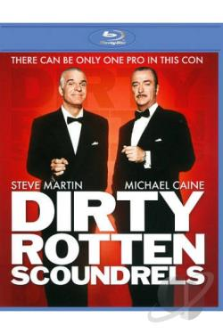Dirty Rotten Scoundrels BRAY Cover Art
