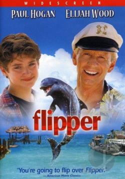Flipper DVD Cover Art