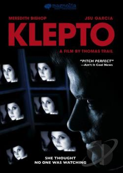 Klepto DVD Cover Art