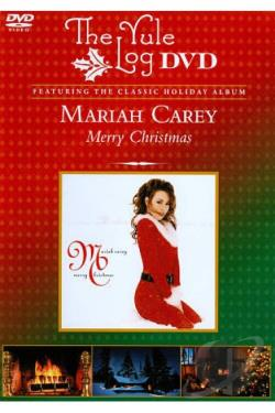 Mariah Carey - Merry Christmas DVD Cover Art