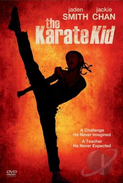 Karate Kid DVD Cover Art