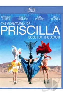Adventures of Priscilla, Queen of the Desert BRAY Cover Art