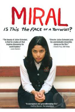 Miral DVD Cover Art