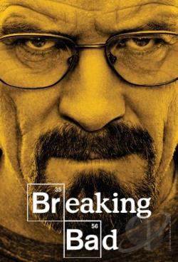 Breaking Bad - The Complete Fourth Season DVD Cover Art