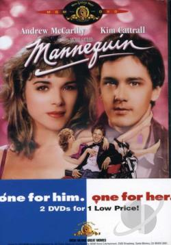 Mannequin/Kansas 2-Pack DVD Cover Art