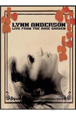 Lynn Anderson - Live from the Rose Garden DVD Cover Art