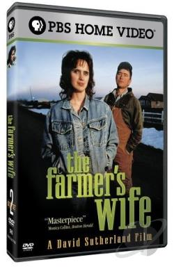 Farmer's Wife: A David Sutherland Film DVD Cover Art