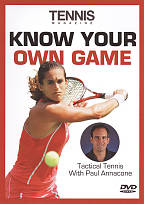 Tennis Magazine: Know Your Own Game DVD Cover Art