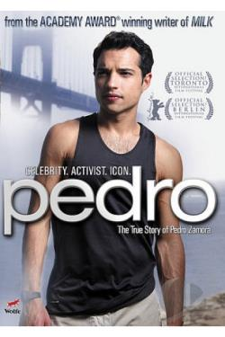 Pedro DVD Cover Art