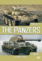 Panzers: Double Pack 1 DVD Cover Art
