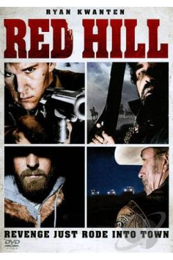 Red Hill DVD Cover Art