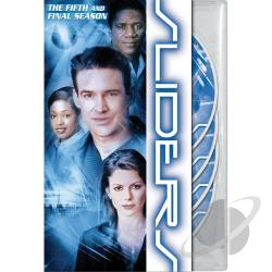 Sliders - The Fifth And Final Season DVD Cover Art