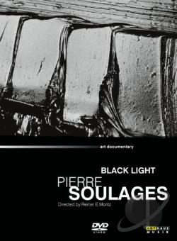 Pierre Soulages: Black Light DVD Cover Art