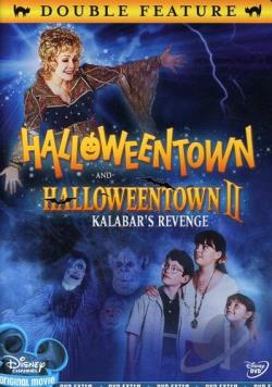 Halloweentown/Halloweentown II DVD Cover Art