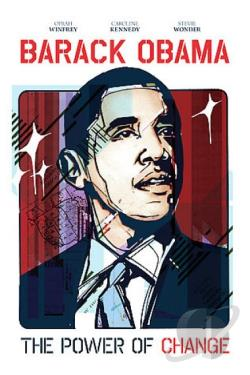 Barack Obama: The Power of Change DVD Cover Art