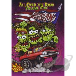 American Dog: All Over the Road, Vol. 1 DVD Cover Art
