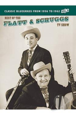 Flatt and Scruggs: The Best of the Flatt and Scruggs Show, Vol. 9 DVD Cover Art