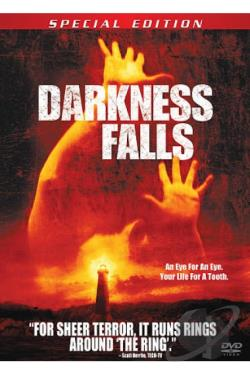 Darkness Falls DVD Cover Art