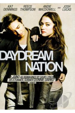 Daydream Nation DVD Cover Art