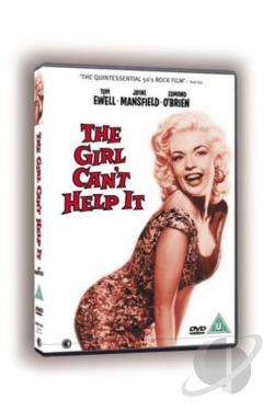 Girl Can't Help It DVD Cover Art