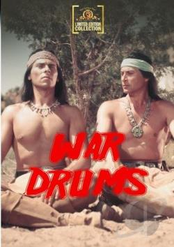 War Drums DVD Cover Art