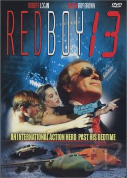 Redboy 13 DVD Cover Art