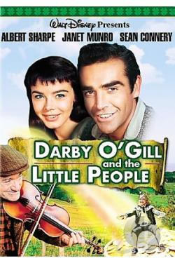 Darby O'Gill and the Little People DVD Cover Art