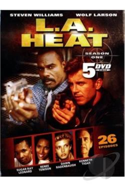 L.A. Heat: Season 1 DVD Cover Art