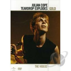 Julian Cope/Teardrop Explodes: Gold - The Videos DVD Cover Art