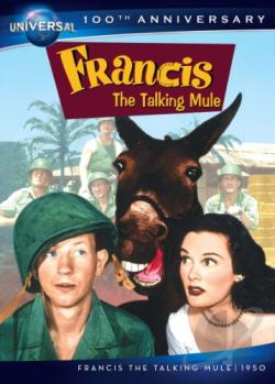 Francis the Talking Mule DVD Cover Art