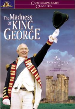 Madness of King George DVD Cover Art