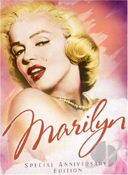 Marilyn Monroe 80th Anniversary Collection DVD Cover Art