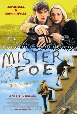 Mister Foe DVD Cover Art