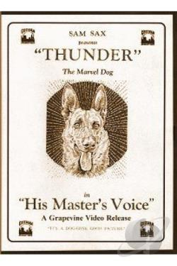 His Master's Voice DVD Cover Art