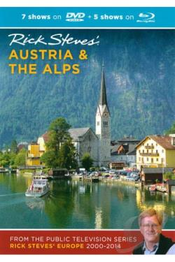 Rick Steves' Europe 2000-2014: Austria & the Alps BRAY Cover Art