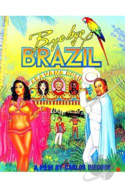 Bye Bye Brazil DVD Cover Art