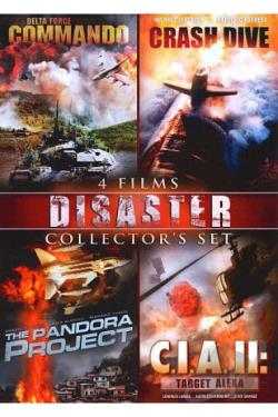 Disaster Collector's Set, Vol. 3 DVD Cover Art