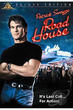 Road House DVD Cover Art