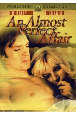Almost Perfect Affair DVD Cover Art