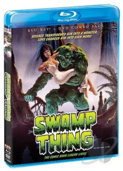 Swamp Thing BRAY Cover Art