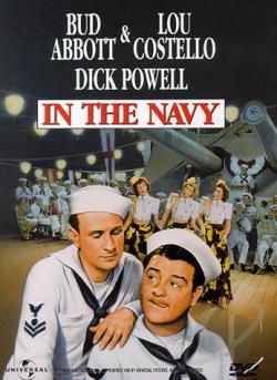 In the Navy DVD Cover Art