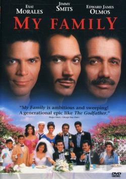 My Family DVD Cover Art