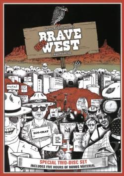 Brave New West DVD Cover Art