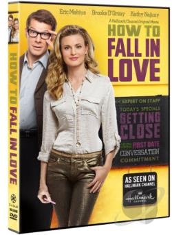 How To Fall On Love DVD Cover Art