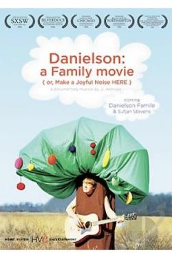 Danielson: A Family Movie DVD Cover Art