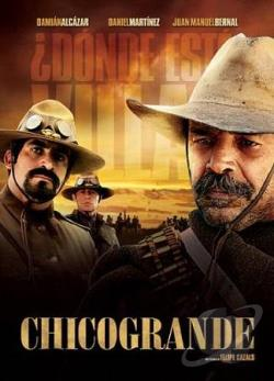 Chicogrande DVD Cover Art