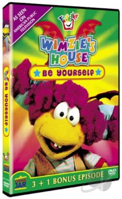 Wimzie's House: Be Yourself DVD Cover Art
